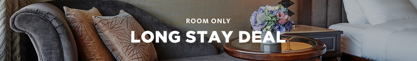 Room Only Long Stay Deal