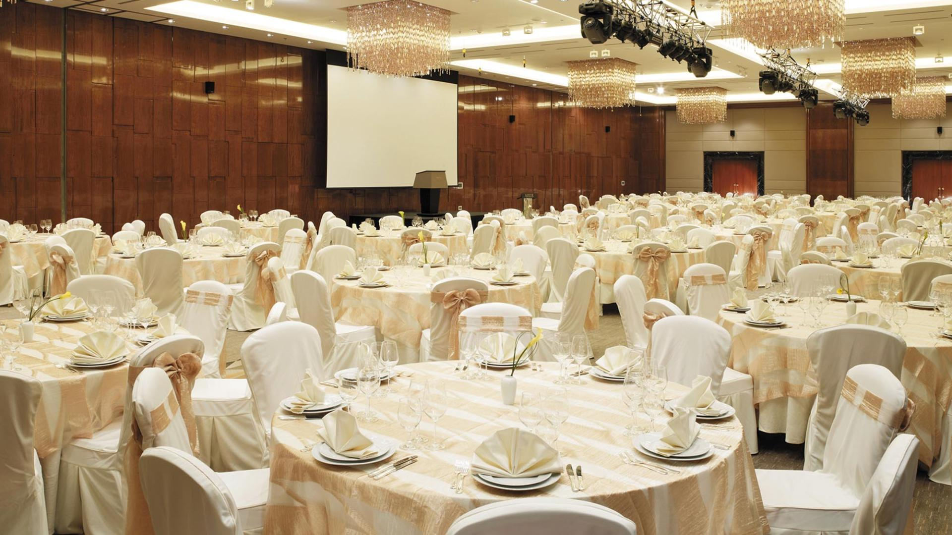 Lotte Hotel Moscow-Wedding&Conference-Hotel Conference-Crystal Ballroom